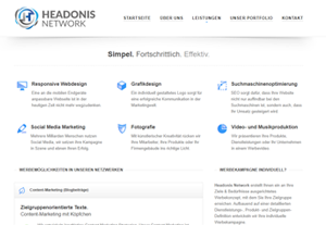 Headonis-Network-Werbeagentur