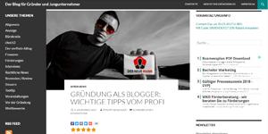 Gründerblog Interview Darko Djurin
